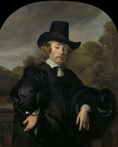 Roelof Meulenaer (1618/19-1691). Amsterdam Mercantile Courier or Postmaster on the Antwerp Route