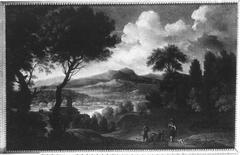 Römische Landschaft (Umkreis)