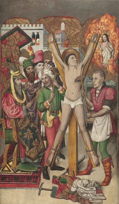 Saint Vincent on the Rack