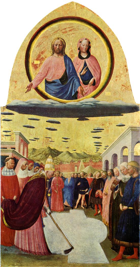 Santa Maria Maggiore Altarpiece