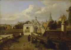 St Antony Gates in Amsterdam