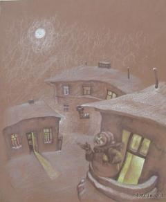 Снежок - Поповиченко Татьяна
