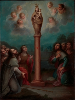 The Apparition of the Virgin of el Pilar to St. James