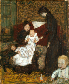 The Artist's Sister and Her Children