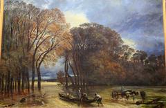 The flood of Saint-Cloud