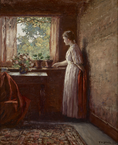 The Girl by the Window