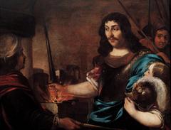 The Heroism of Caius Mucius Scaevola