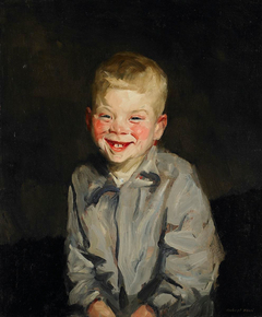 The Laughing Boy (Jopie van Slouten)