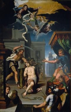 The Martyrdom of Saint Apronianus
