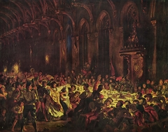 The Murder of the Bishop of Liège