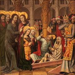 The resurrection of Lazarrus