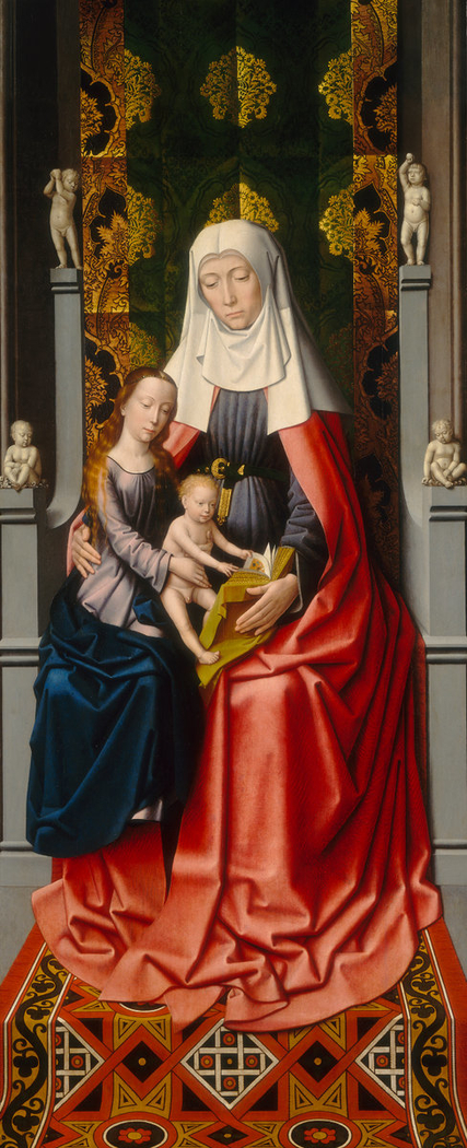 The Saint Anne Altarpiece