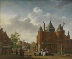 The Sint-Antoniuswaag in Amsterdam