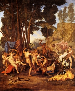 The Triumph of Silenus