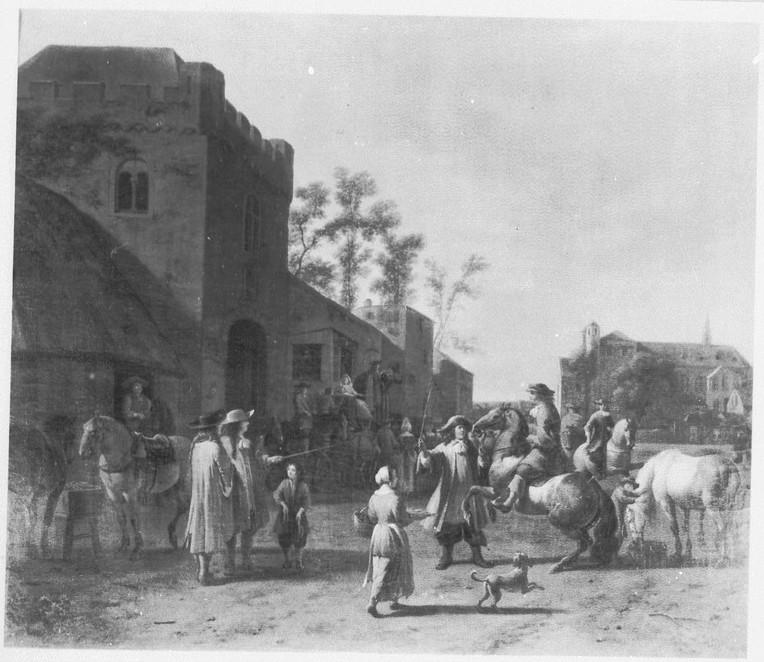 The Village Horse Market