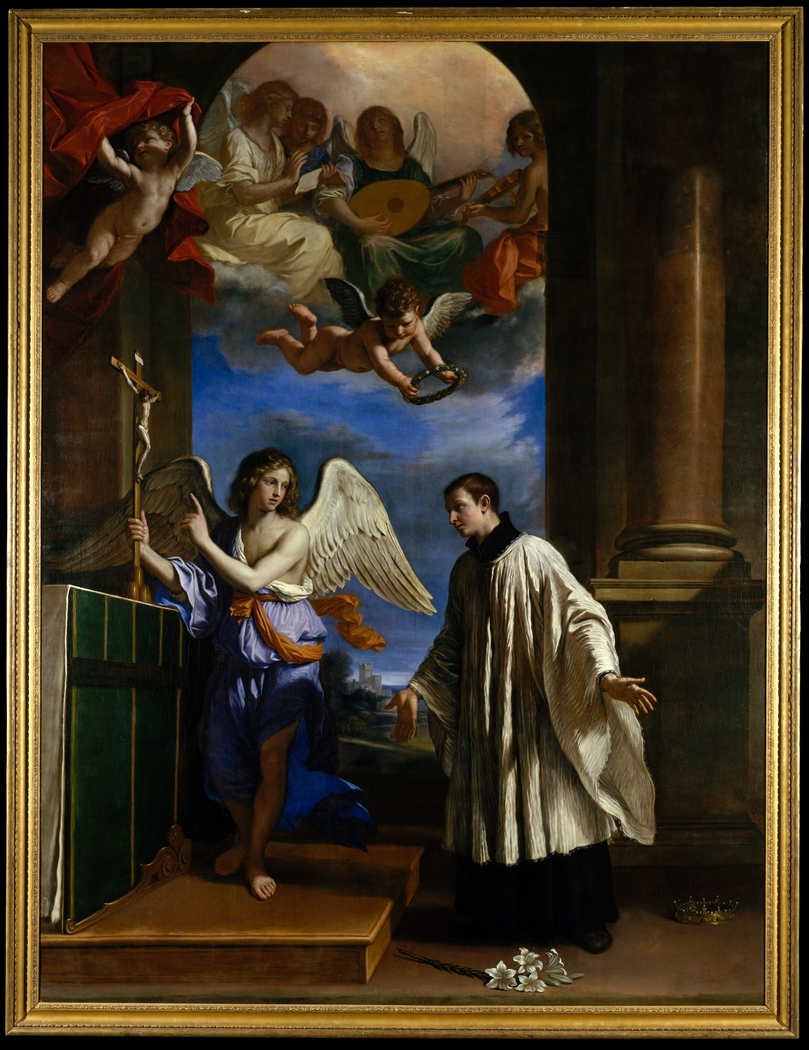 The Vocation of Saint Aloysius (Luigi) Gonzaga