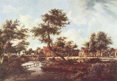 The Watermills at Singraven near Denekamp