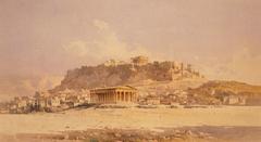 Thiseio and the Acropolis