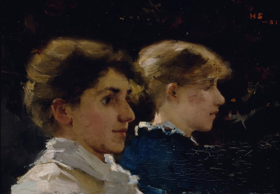 Two Profiles