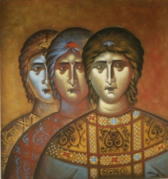 A byzantine prince