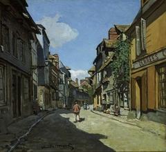 Rue de la Bavole, Honfleur