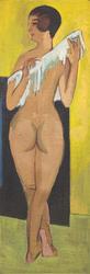 Nude Figure [reverse]