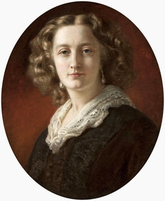 Portrait of Zofia Odescalchi née Branicka