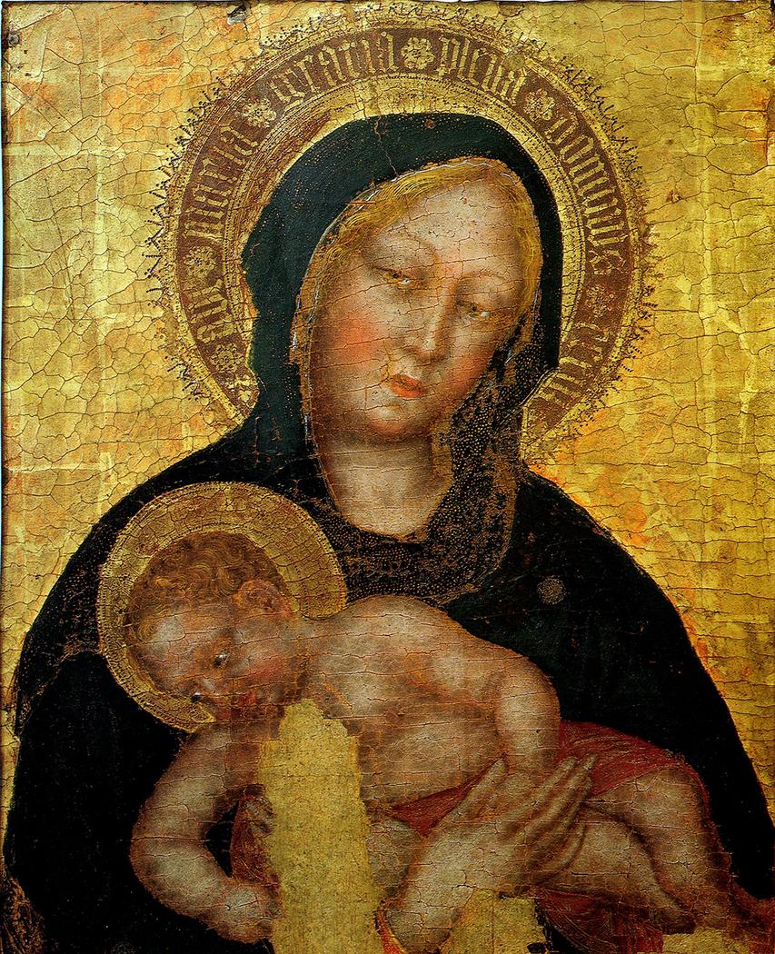 Μadonna with Child
