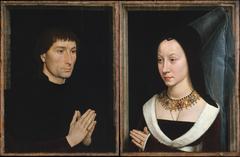 Tommaso di Folco Portinari (1428–1501); Maria Portinari (Maria Maddalena Baroncelli, born 1456)