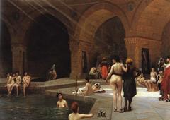La grande piscine de Brousse