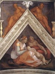 Ancestors of Christ: figures