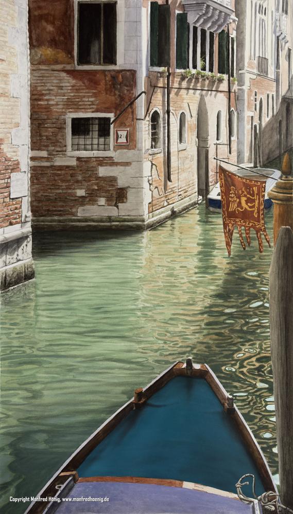 Venice - Canale