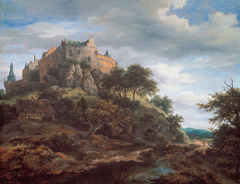 View of Burg Bentheim