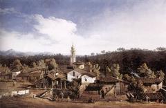 View of Gazzada near Varese