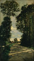 Walk (Road of the Farm Saint-Siméon)