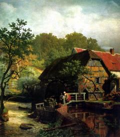 Westphalian Watermill
