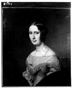Woltera Elisabeth Kock (1810-1841). Echtgenote van Rijk van Rees