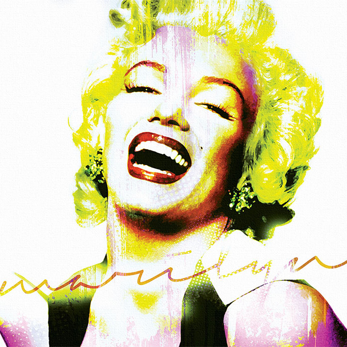 A contemporary view on Marilyn Monroe