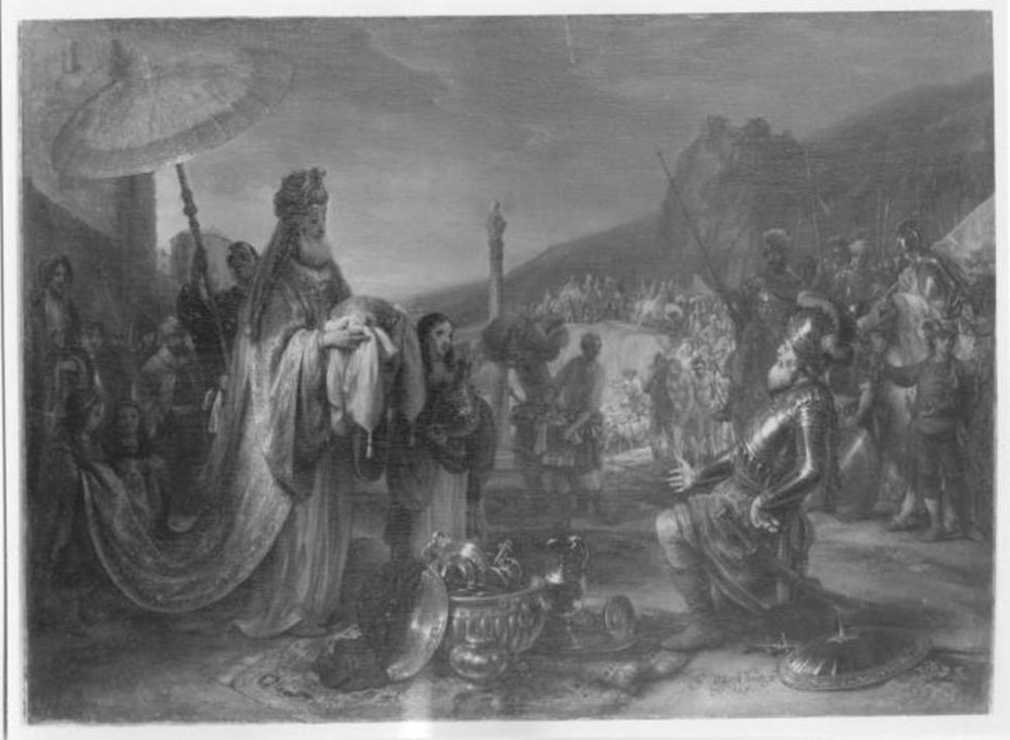 Abraham Meeting Melchizedek