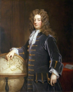 Admiral Edward Russell, 1652-1727, 1st Earl of Orford