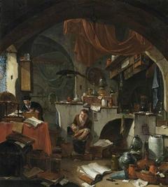 An Alchemist