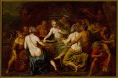 Bacchanalia: Mankind before the flood (Mt 24:38-39)