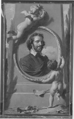 Bildnis des Franciscus Junius (1589-1677)