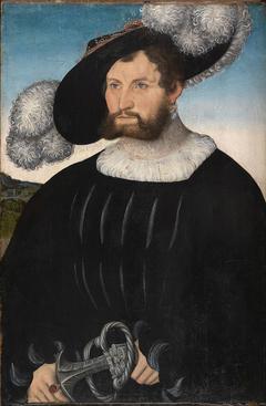 Bildnis des Herrn A. von Rechenberg