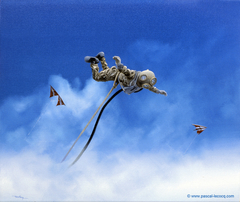 CERFS-VOLANTS - Kites - by Pascal