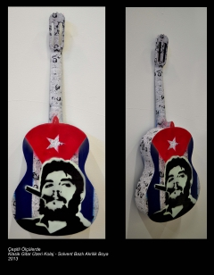 Che on Guitar
