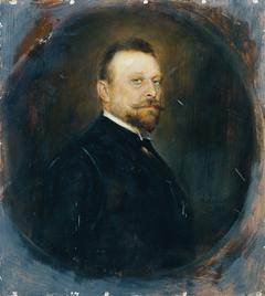 Der Reichstagsabgeordnete Dr. Joseph Maria Baernreither