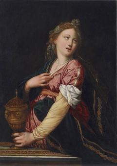 Die trauernde Artemisia (?)