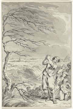 Dijkdoorbraak en watersnood in Holland, 5 november 1530