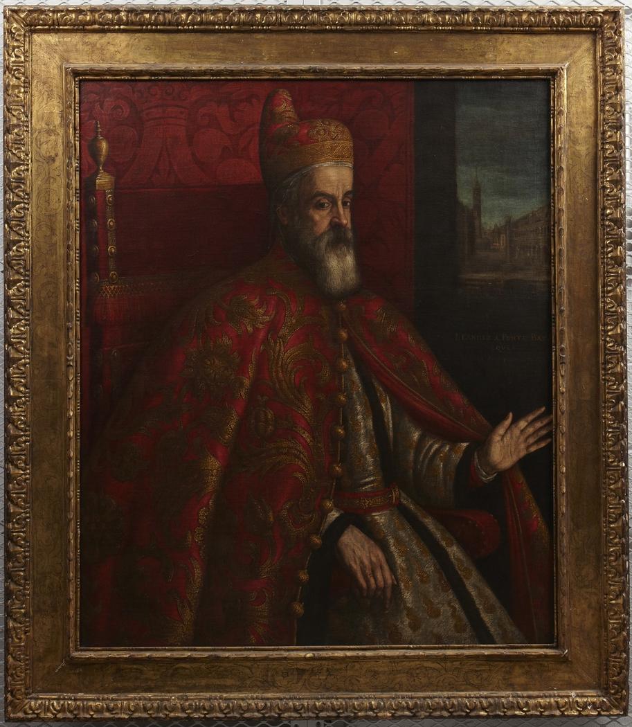 Doge Marino Grimani